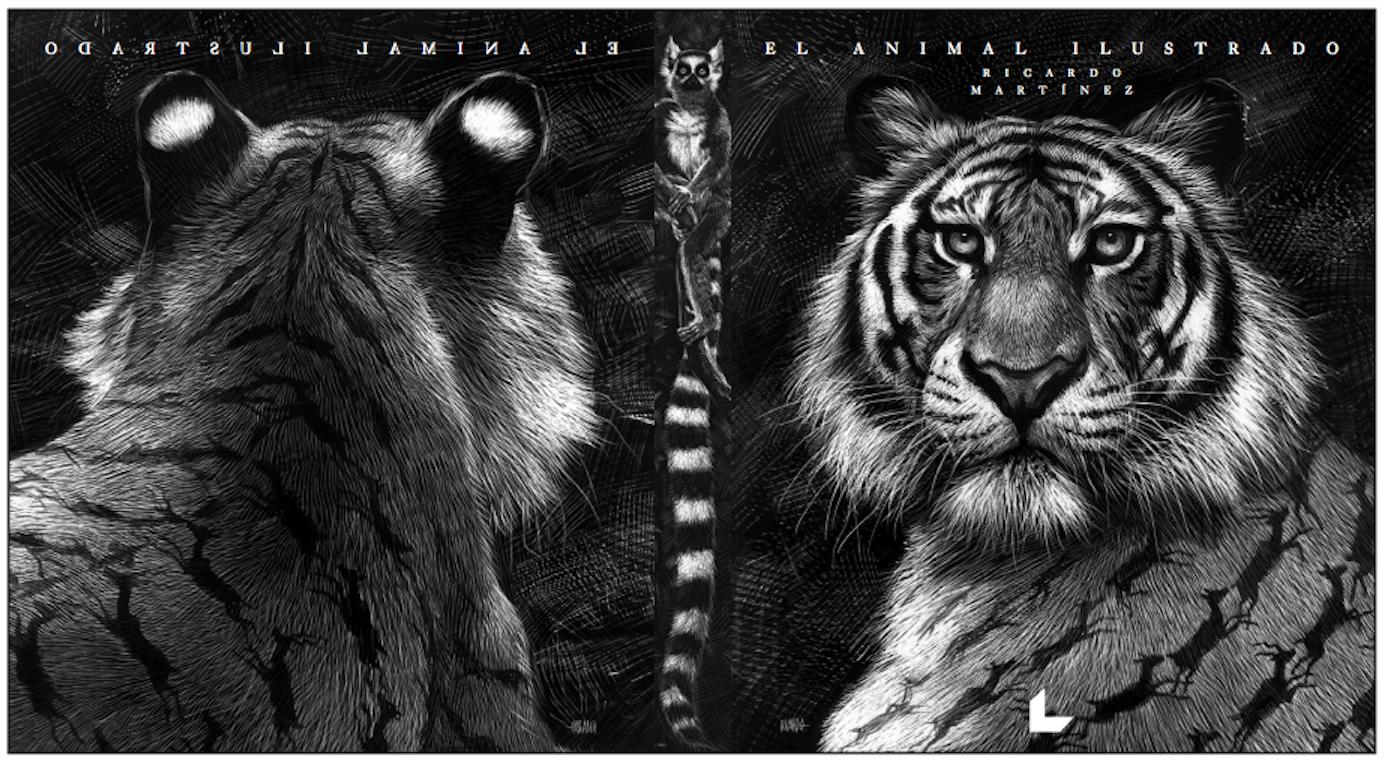 El animal ilustrado, Ricardo Martínez - Libros.com @taverinez ...